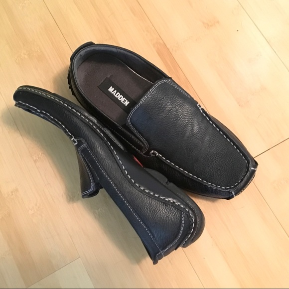 cab4ba68359 MENS STEVE MADDEN SLIP ON SHOE SIZE 8 NWT NWT